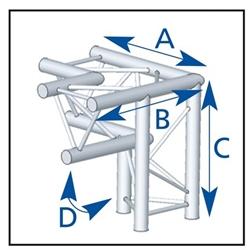 ASD ASX 32 Angle 3 Directions